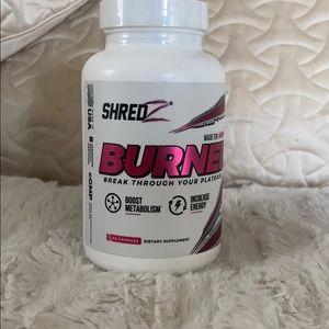 Shredz metabolizer for weight loss